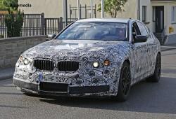 [스파이샷]] BMW M5