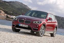 [스파이샷] BMW X1