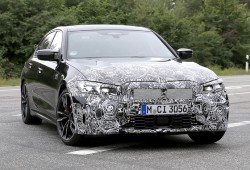 [스파이샷] BMW 3시리즈 F/L