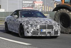 [스파이샷] BMW M4 카브리오