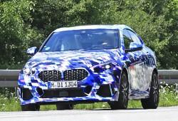 [스파이샷] BMW 2시리즈 그란쿠페