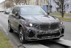 [스파이샷] BMW X5 F/L