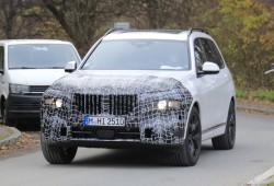 [스파이샷] BMW X7 F/L
