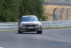 [스파이샷] BMW 3 시리즈 투어링