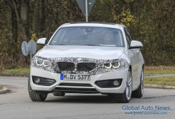 [스파이샷] BMW 2 시리즈 쿠페 F/L