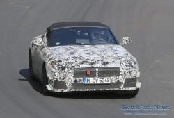[스파이샷] BMW Z5