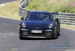 [스파이샷] 포르쉐 911 GT2