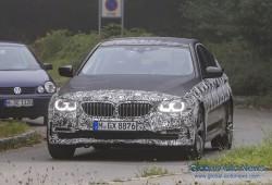 [스파이샷] BMW 5시리즈 PHEV, 투어링