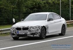 [스파이샷] BMW 4시리즈 그란쿠페 페이스리프트