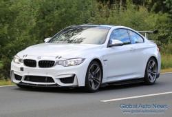 [스파이샷] BMW M4 CS