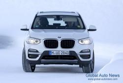 [스파이샷] BMW iX3