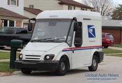 [스파이샷] AM 제네럴 우편배달차