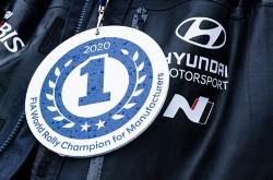 [인터뷰] 2020 WRC 제조사 부문 우승, 현대자동차 월드랠리팀