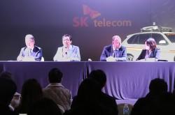 [인터뷰] BMW와 SK텔레콤의 5G 커넥티드카 기술 협력 - 질의응�