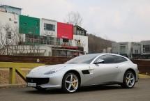 V8 터보의 매력 - 페라리 GTC4 루쏘 T 시승기