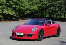 포르쉐 911 타르가 4 GTS 시승기
