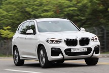 [영상시승] 미래를 담은 다이내믹, BMW X3 30e