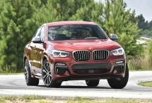 빈틈없는 SAC - BMW X4 M40d 미국 현지 시승기
