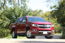 중형 픽업 트럭 쉐보레 콜로라도 3.6 V6 4WD 시승기
