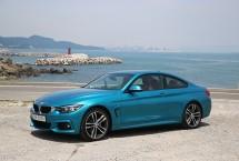 D세그먼트 쿠페의 표본 - BMW 420i 쿠페 시승기