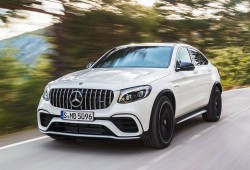 Mercedes-Benz GLC63 S AMG Coupe