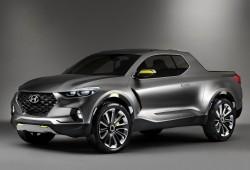 Hyundai|Santa Cruz Crossover Truck Concept|