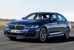 BMW 2021 5-Series