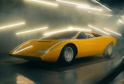 Lamborghini Countach LP500 Concept
