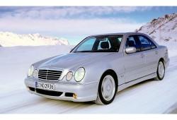 Mercedes_Benz E 55 AMG